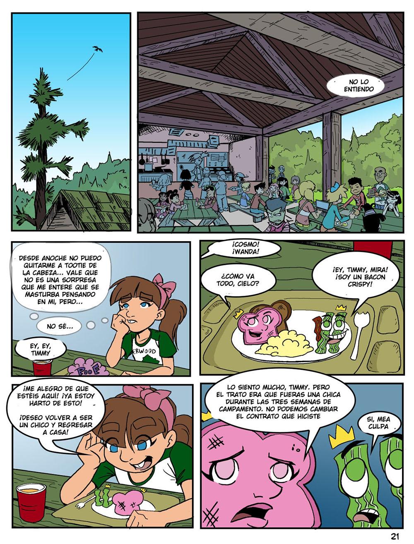 Campamento SHERWOOD parte 2