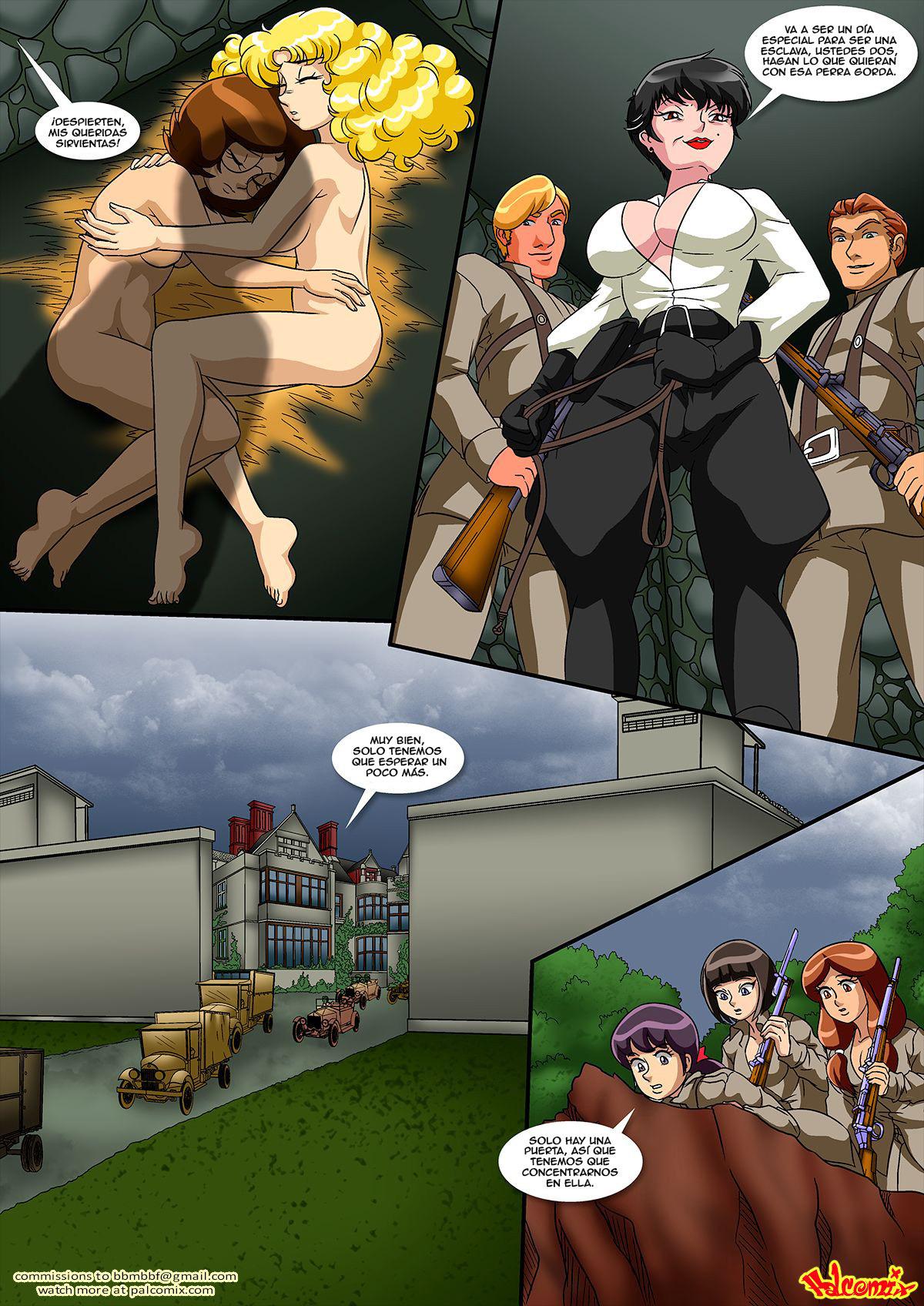 CANDY Diaries 7 - Botin de GUERRA parte 4