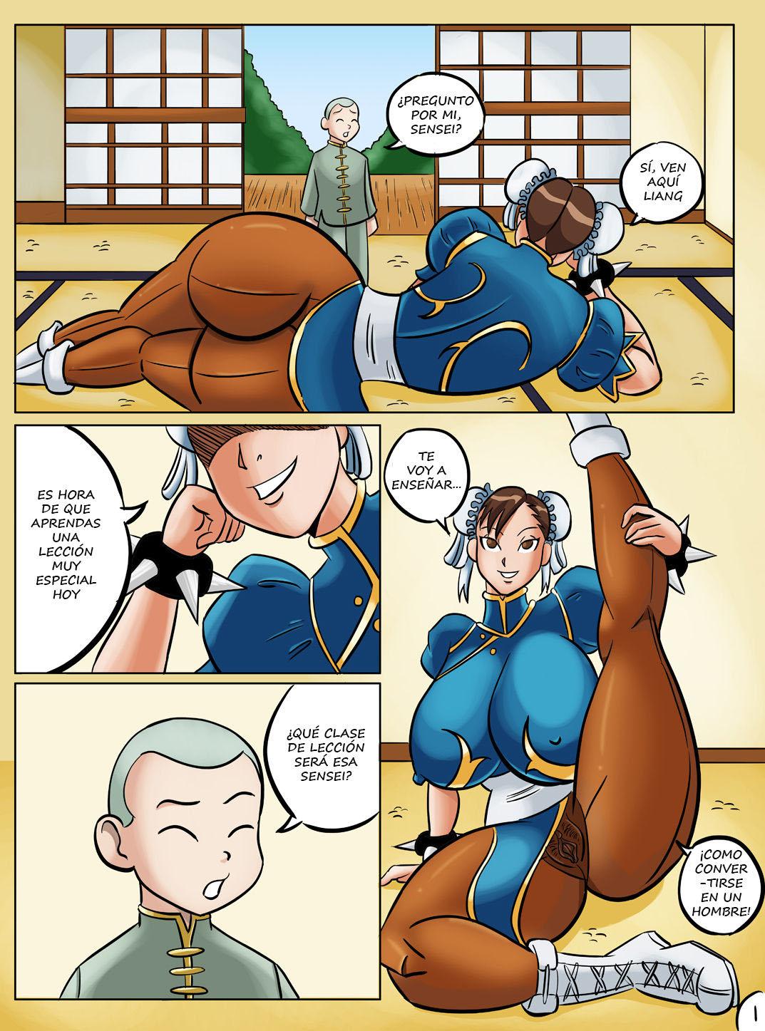 CHUN LIS Private Lesson