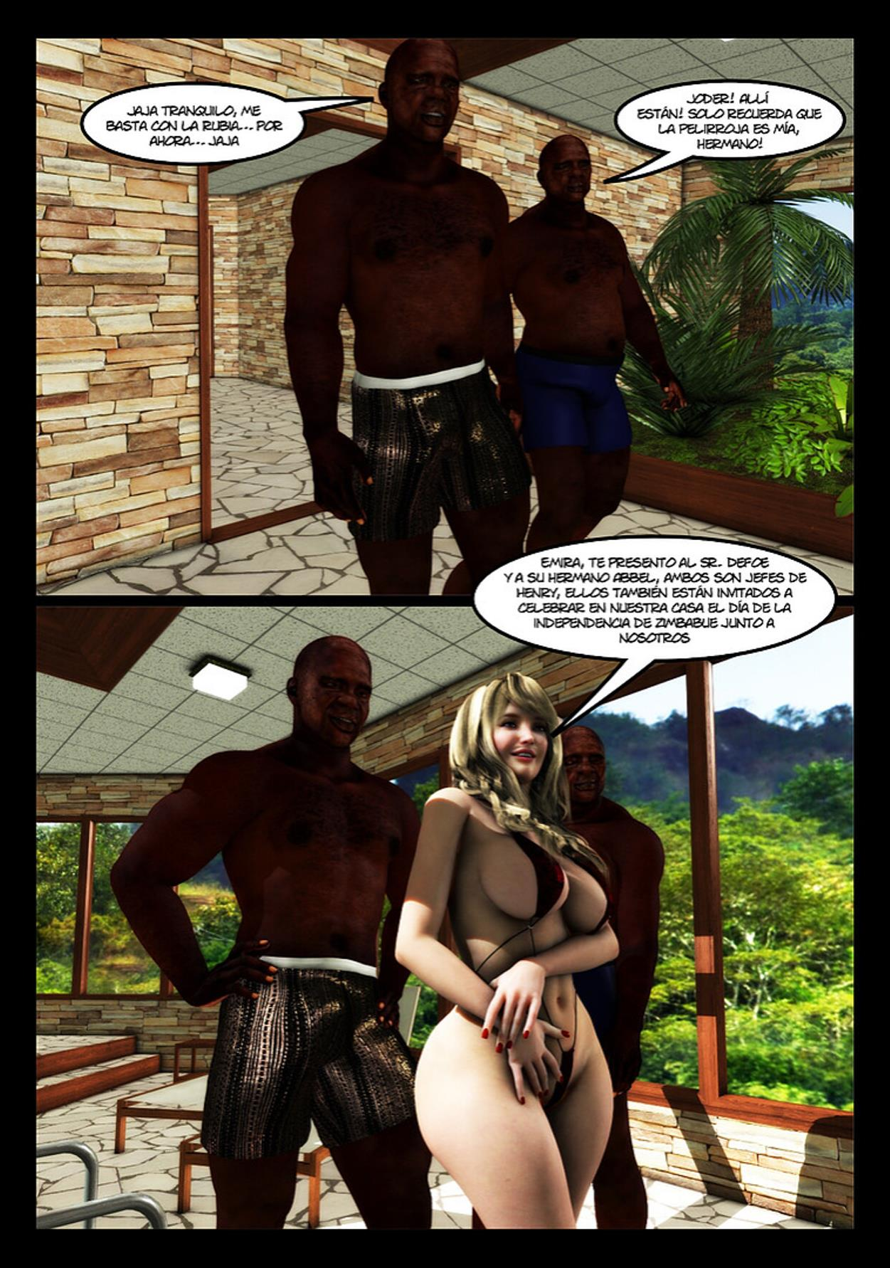 CORNUDO en Africa parte 4