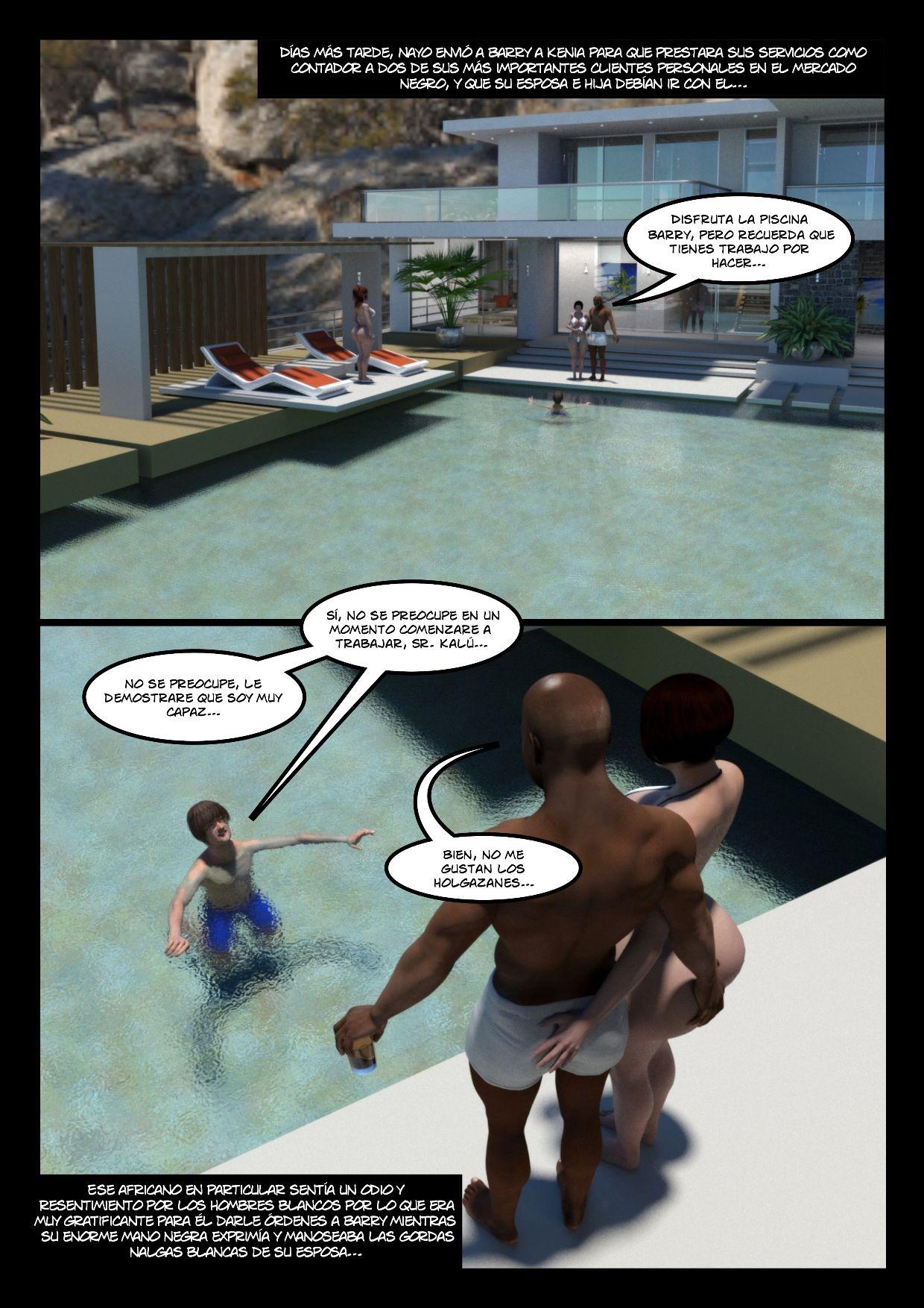 CORNUDO en Africa parte 6