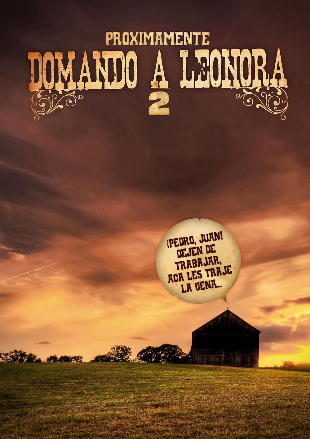 DOMANDO a Leonora