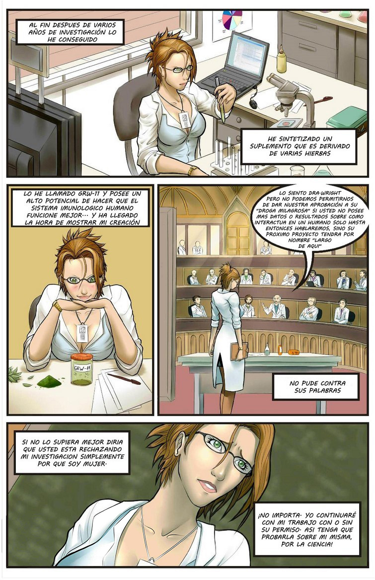 For SCIENCE parte 1