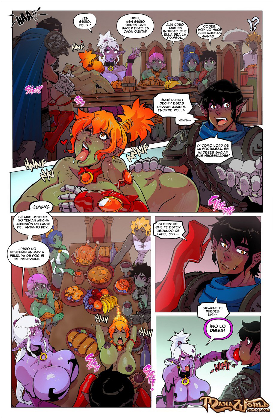 MANAWORLD 20 - Favors and Firsts