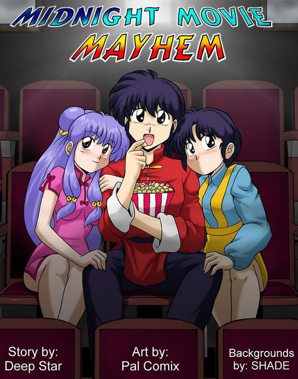 MIDNIGHT Movie Mayhem