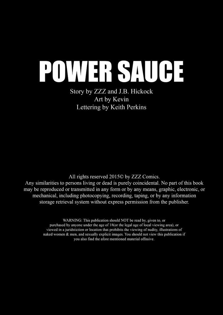 POWER Sauce