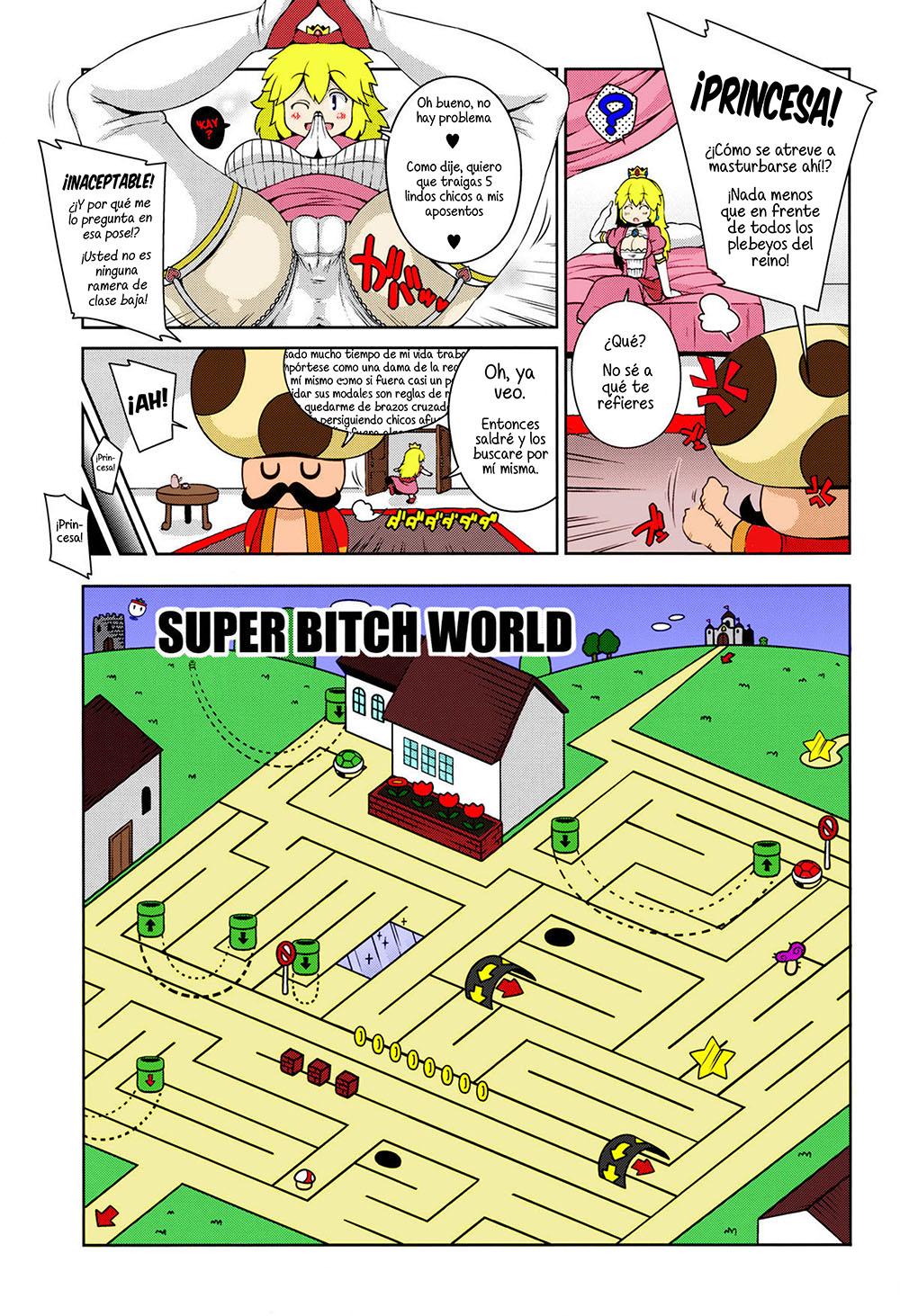 Super BITCH World