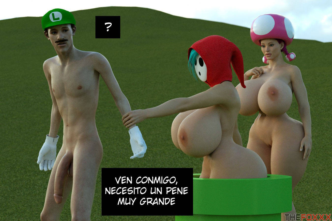 The ANAL Plumber parte 2