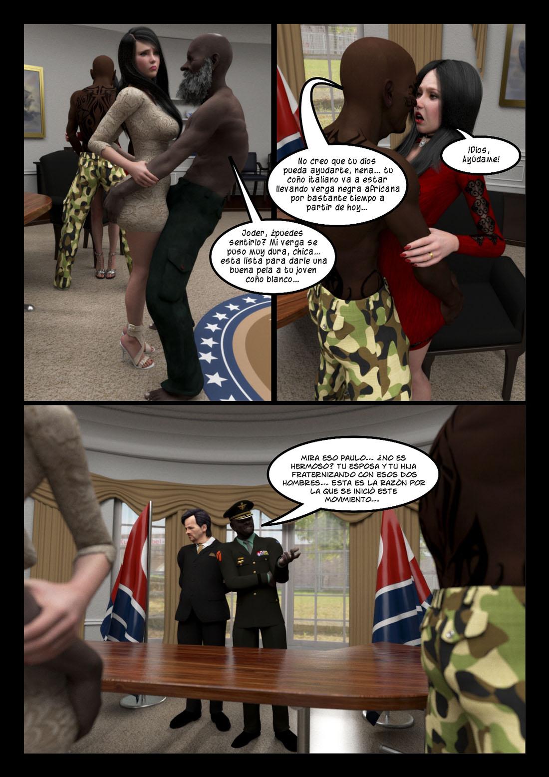 BLACK Takeover parte 2