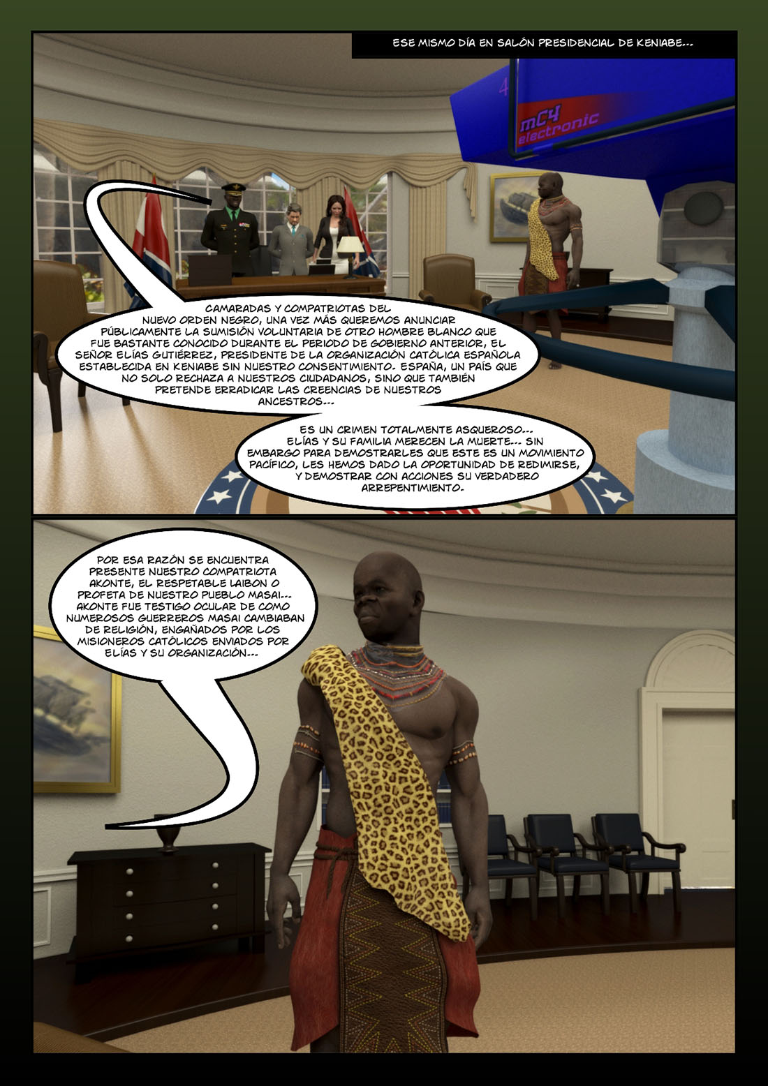 BLACK Takeover parte 3