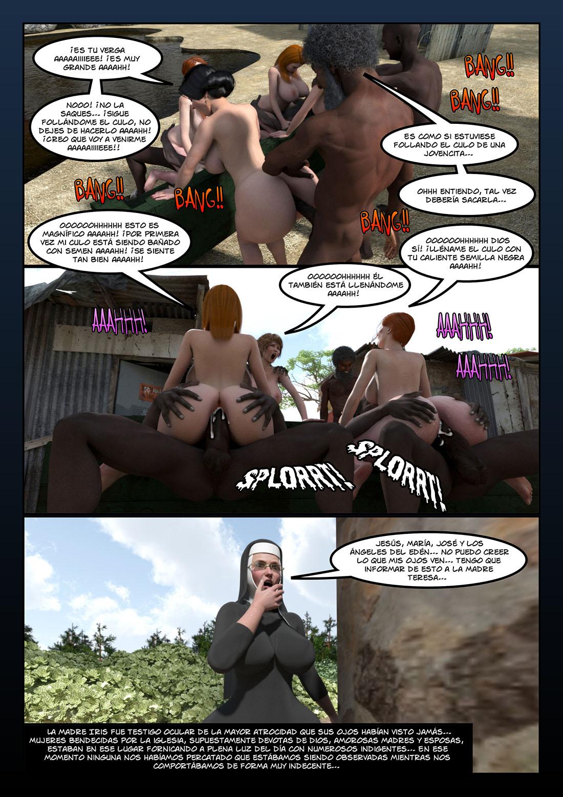 Extra CARIDAD parte 3