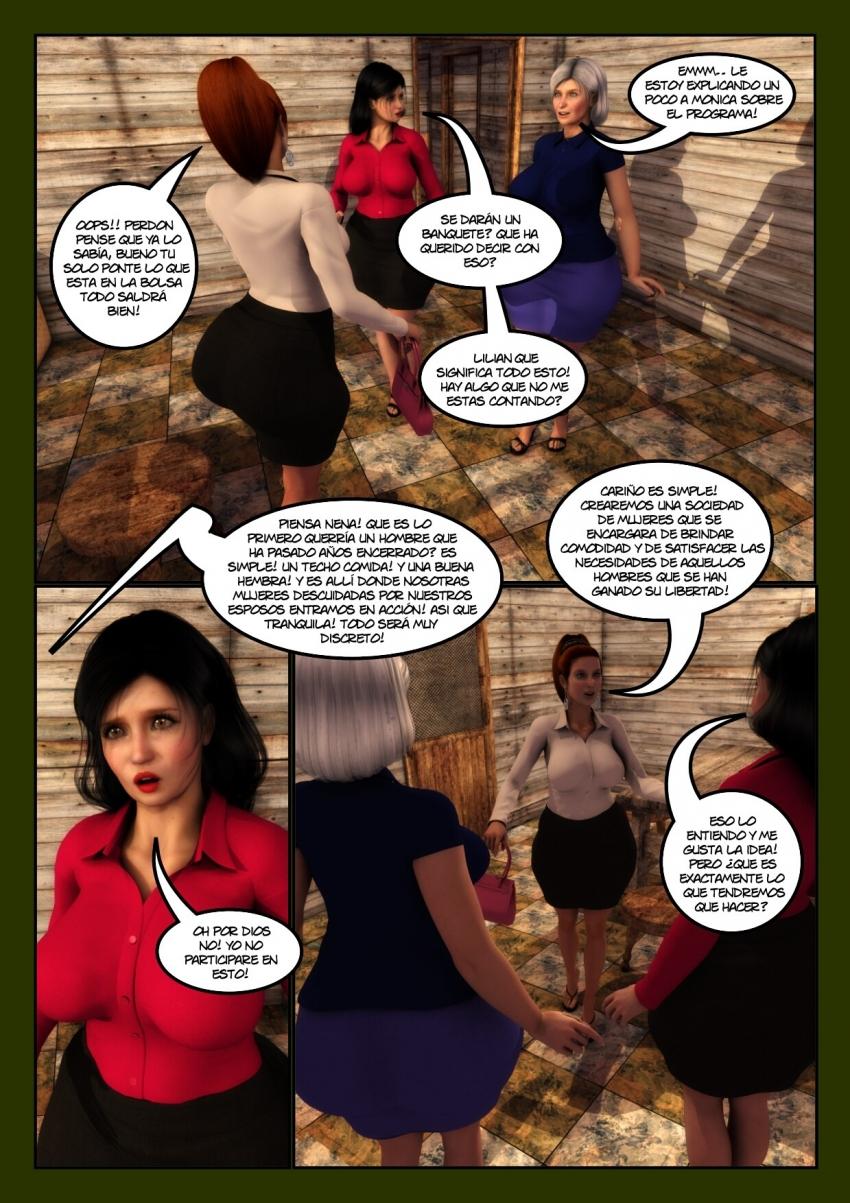 La ESPOSA del PREDICADOR parte 2