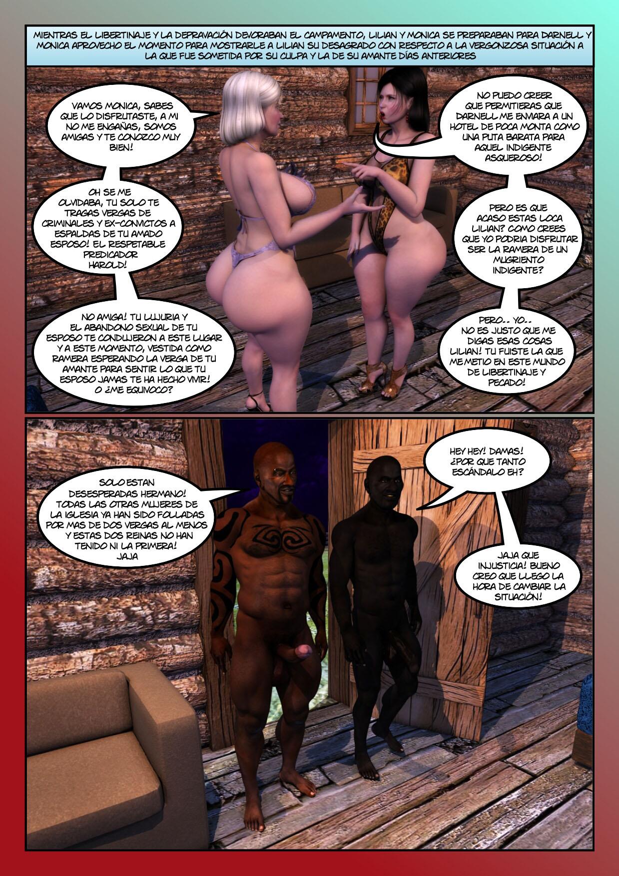 La ESPOSA del PREDICADOR parte 6