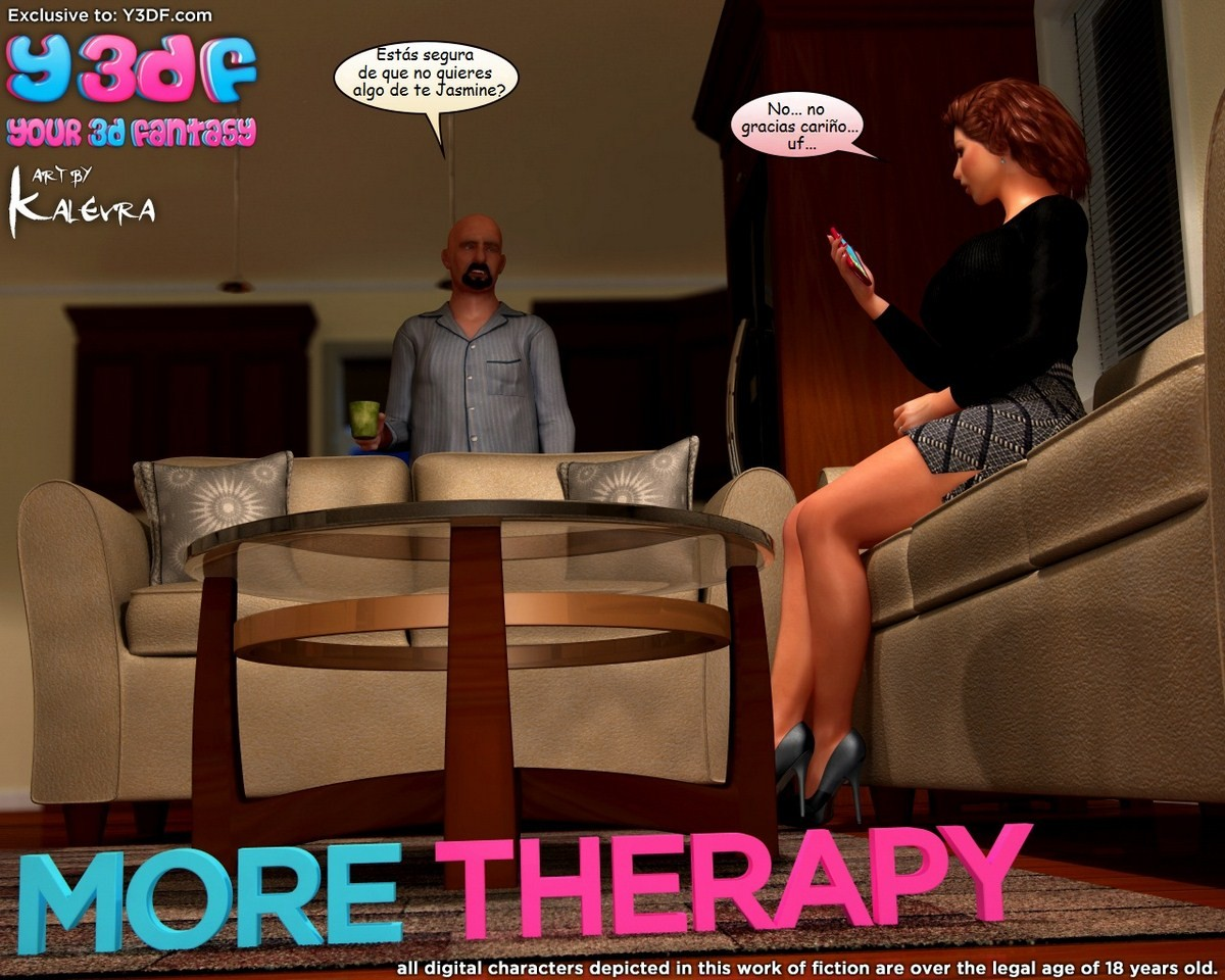 More THERAPY