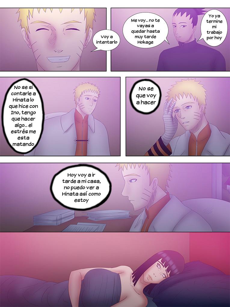 NARUTO Hokage parte 2