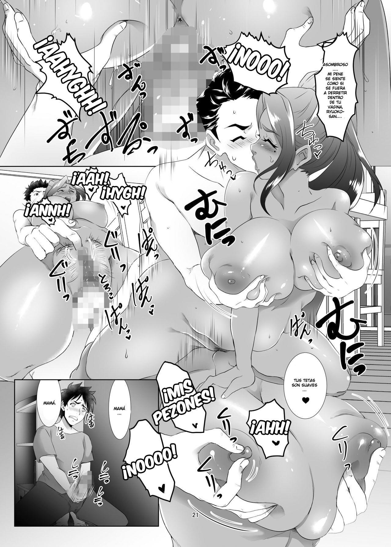 OMAE NO Kaa-Chan li Onna da yo na parte 1