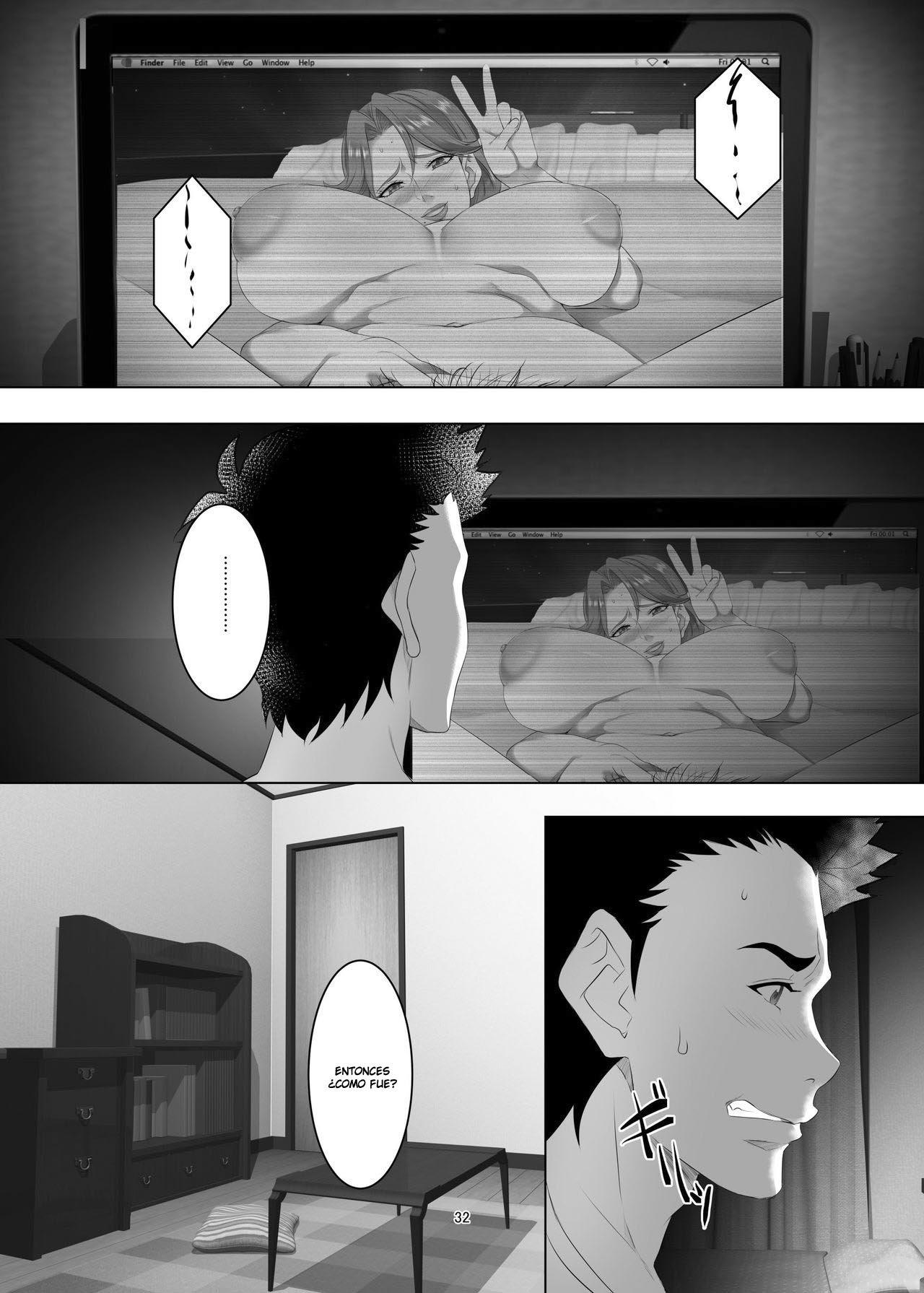 OMAE NO Kaa-Chan li Onna da yo na parte 3