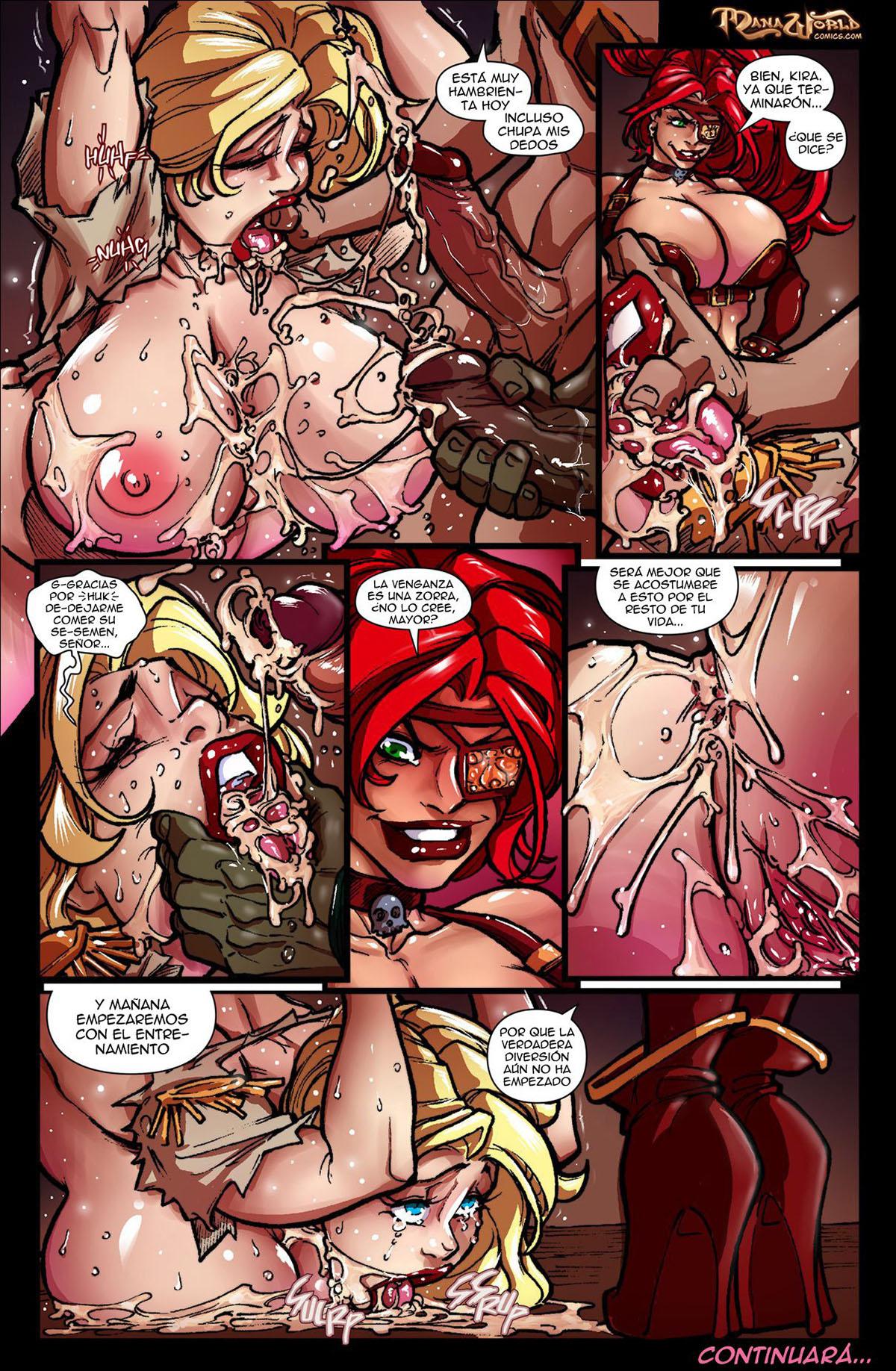 Red REVENGE parte 1