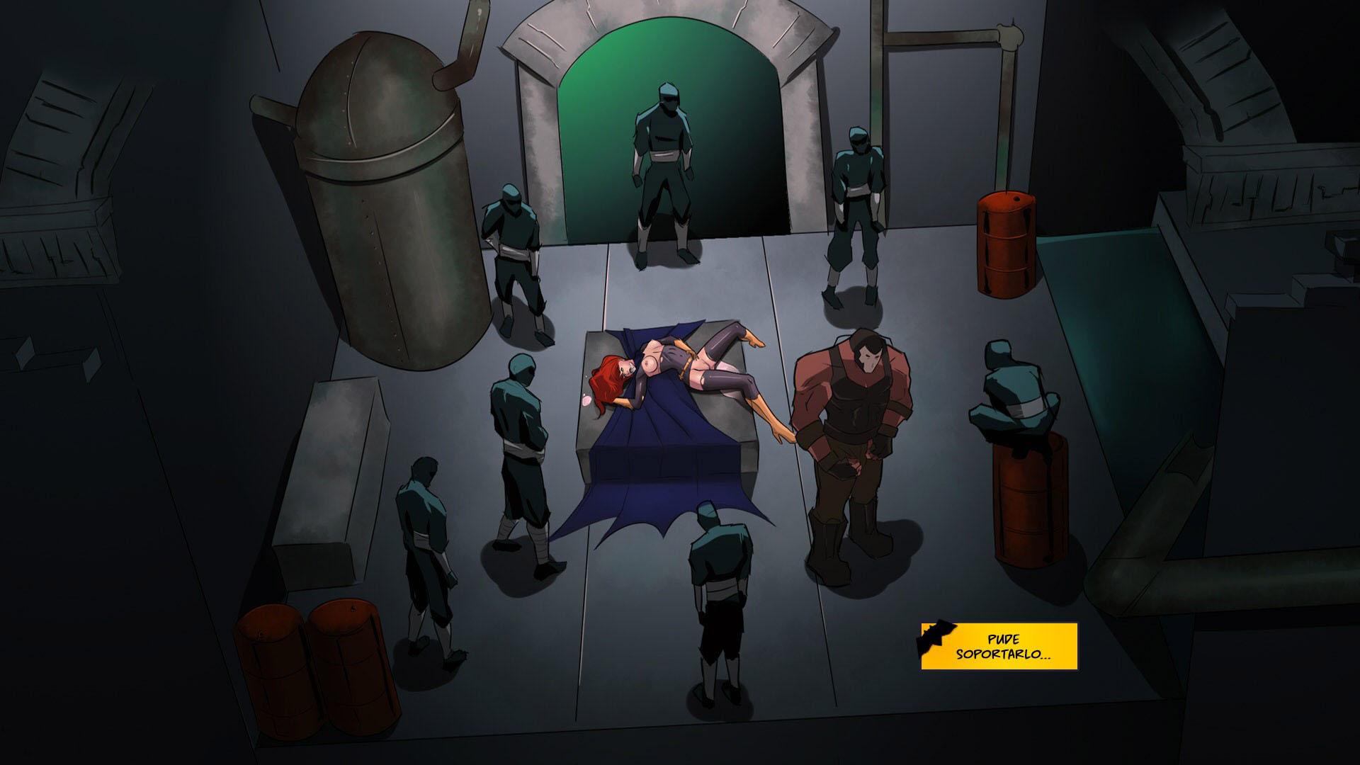 SLAVE Crisis parte 2