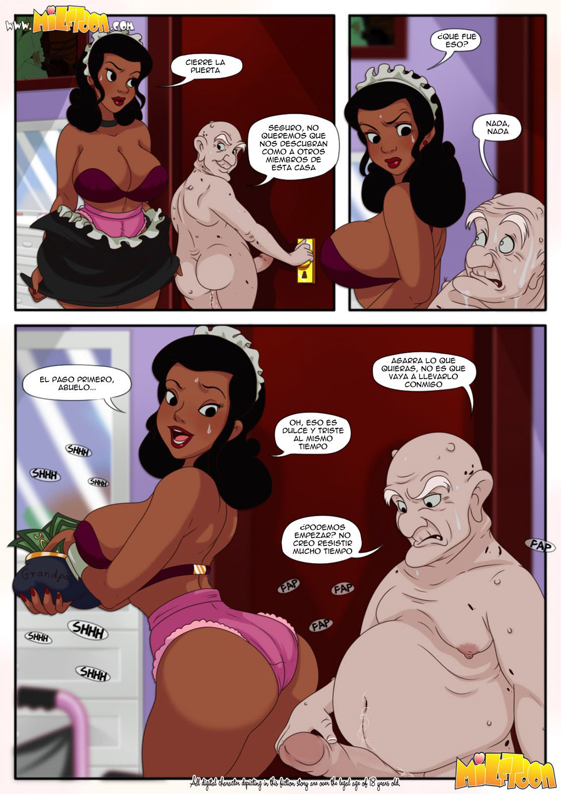 The MILFTOONS parte 2