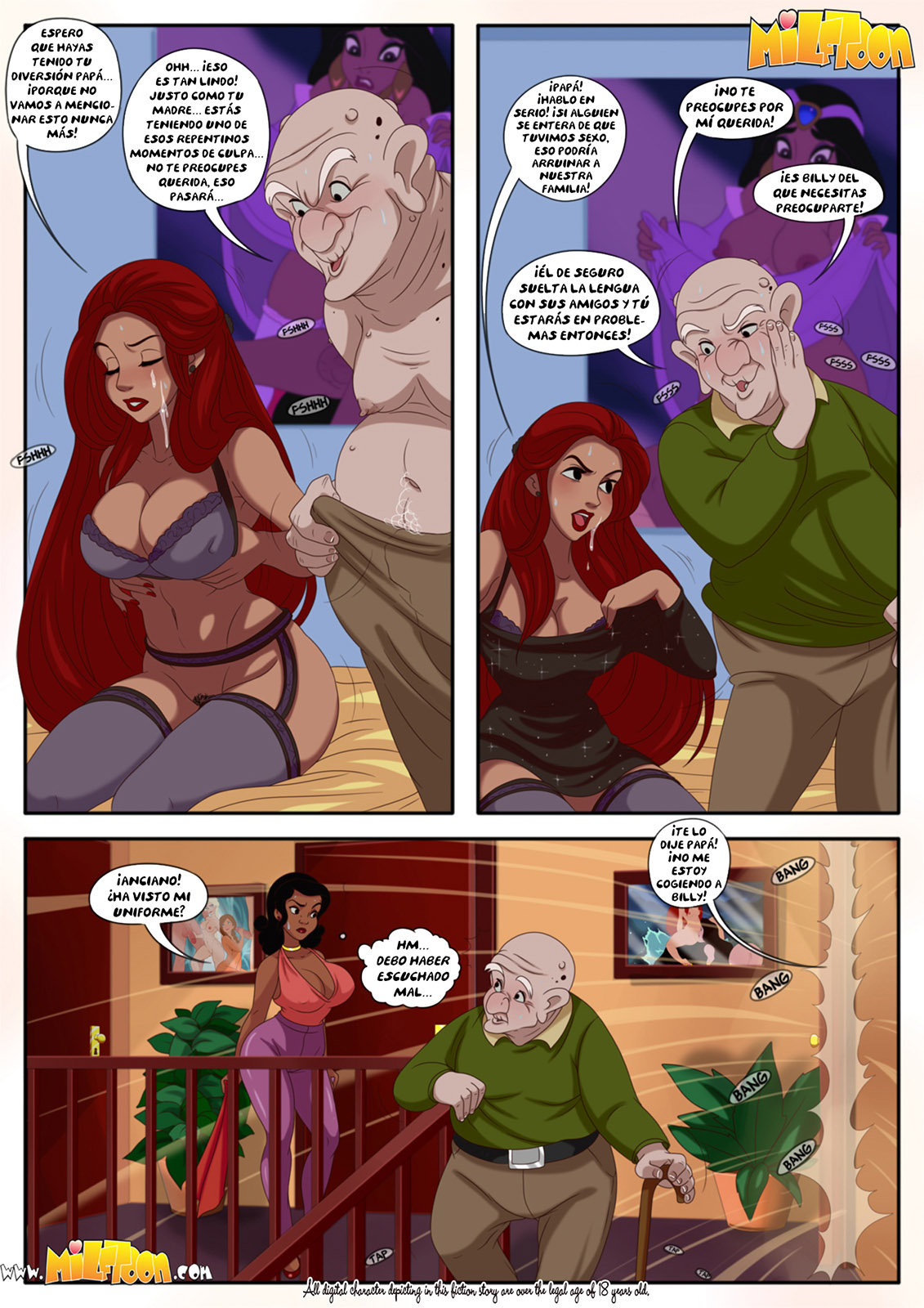 The MILFTOONS parte 4