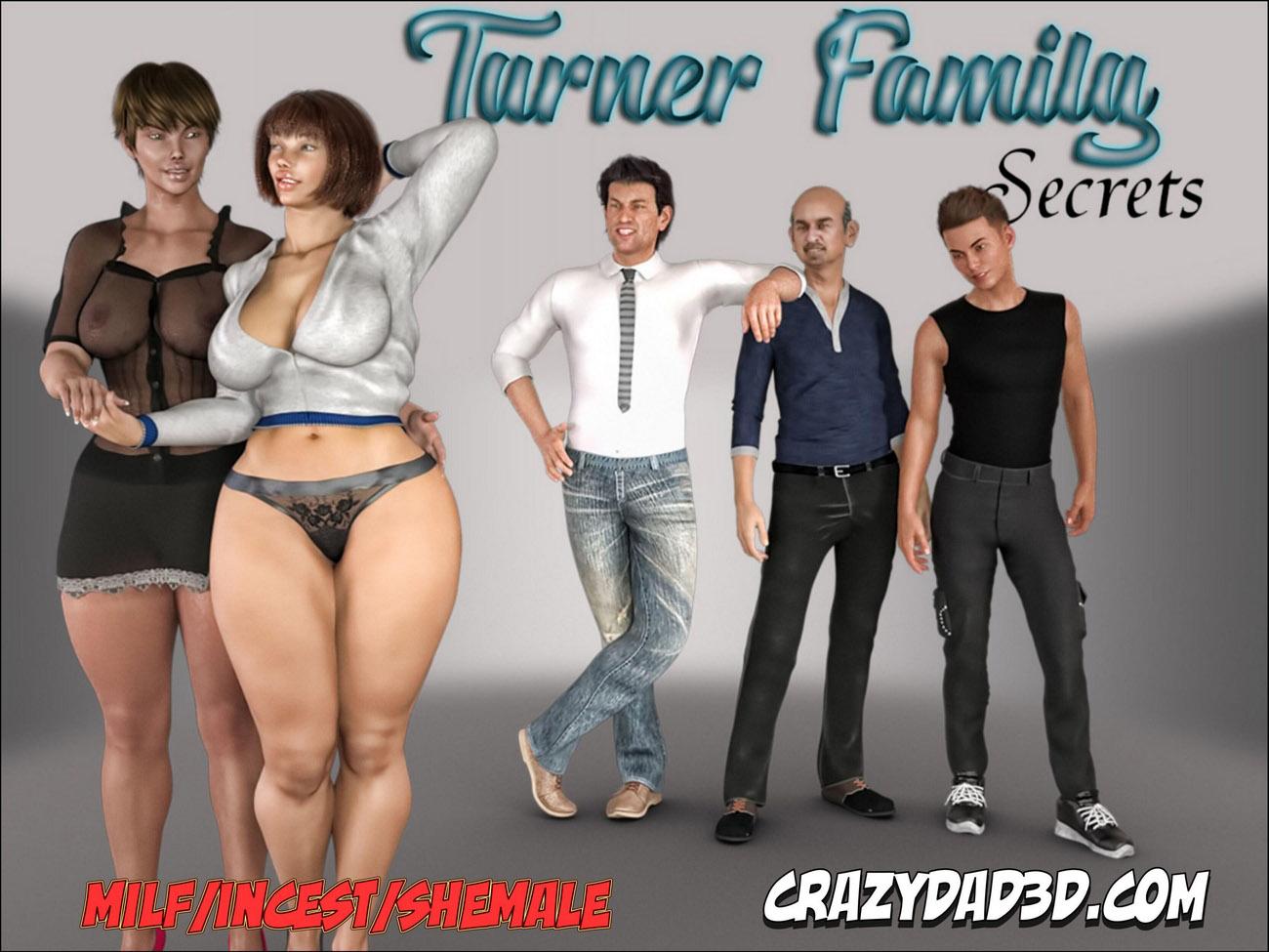 Turner FAMILY SECRETS parte 1