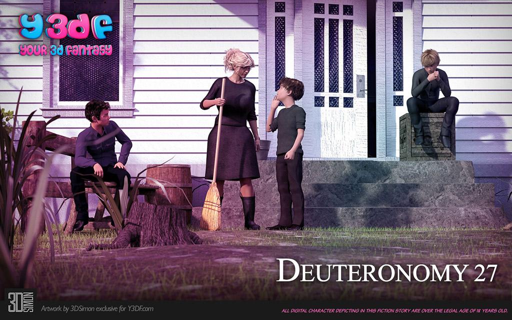 DEUTERONOMY parte 4