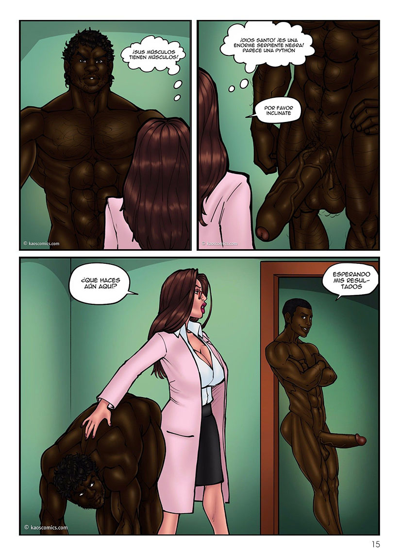 DOCTOR BITCH parte 1