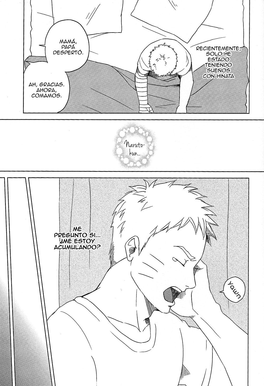 El Monologo de UZUMAKI HINATA