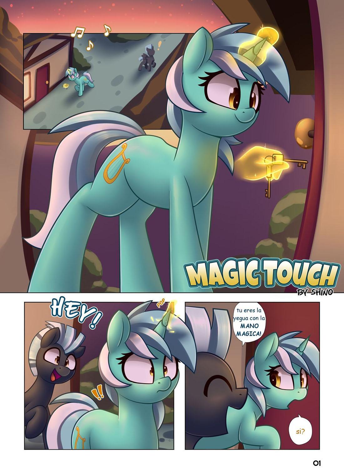 MAGIC Touch parte 1