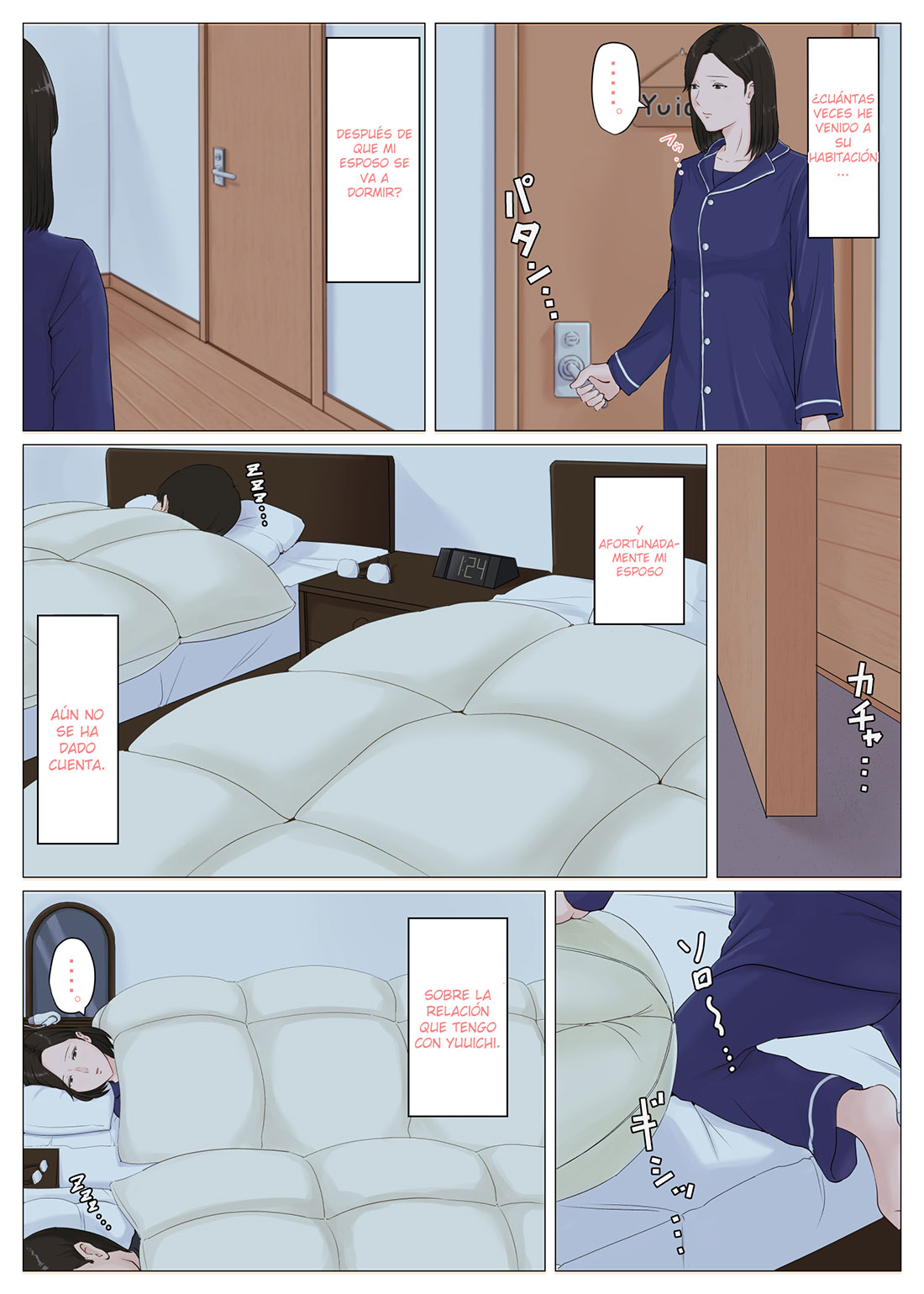 MOTHER it has to be you! parte 5