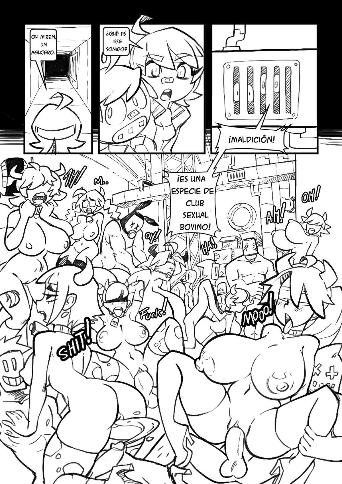 SKARPWORLD 7 - Milk Crisis 1