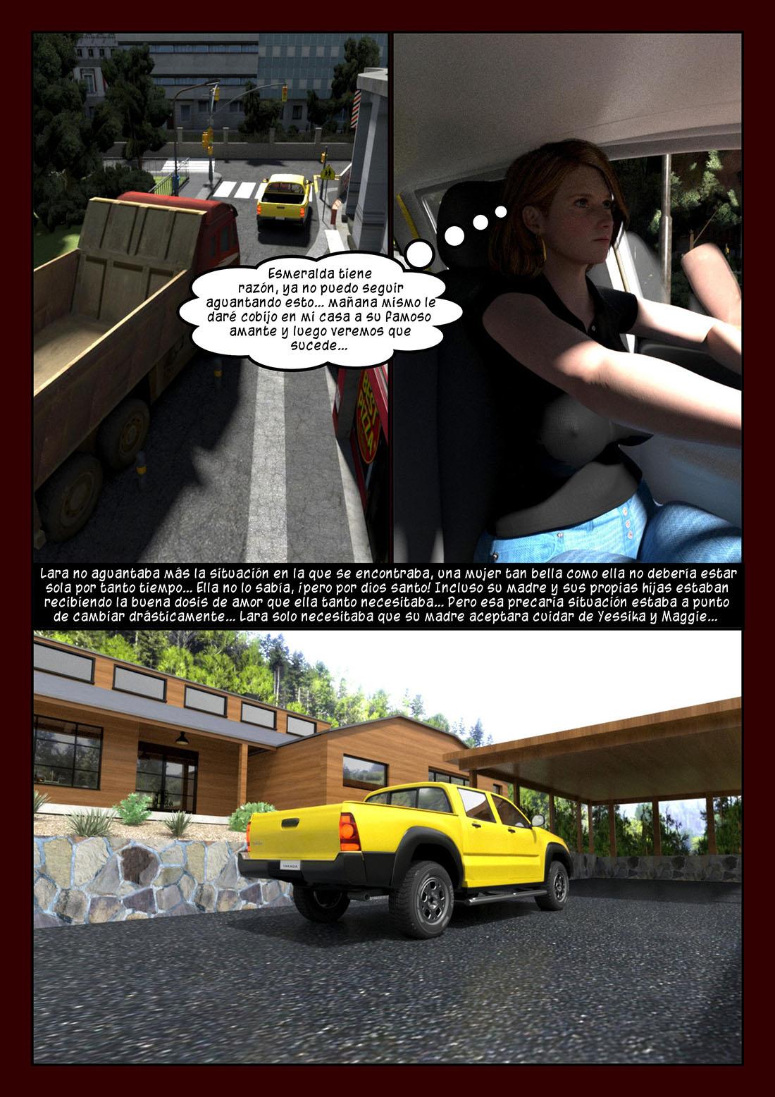Solitaria ESPOSA SUECA parte 2
