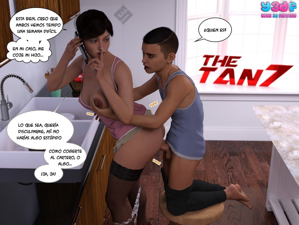The THAN parte 7