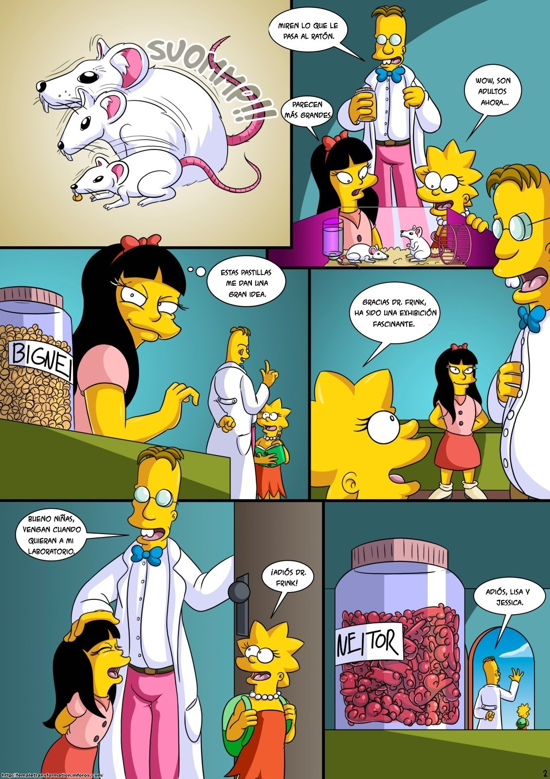 TREEHOUSE of HORROR parte 3