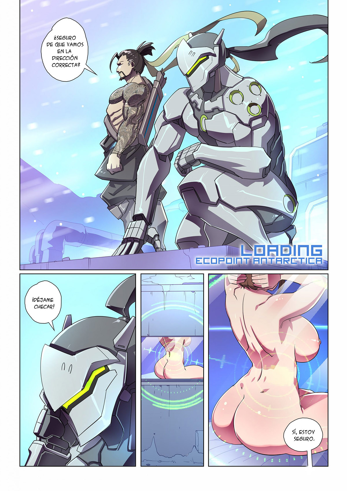 AMEIZING Frost Job parte 2