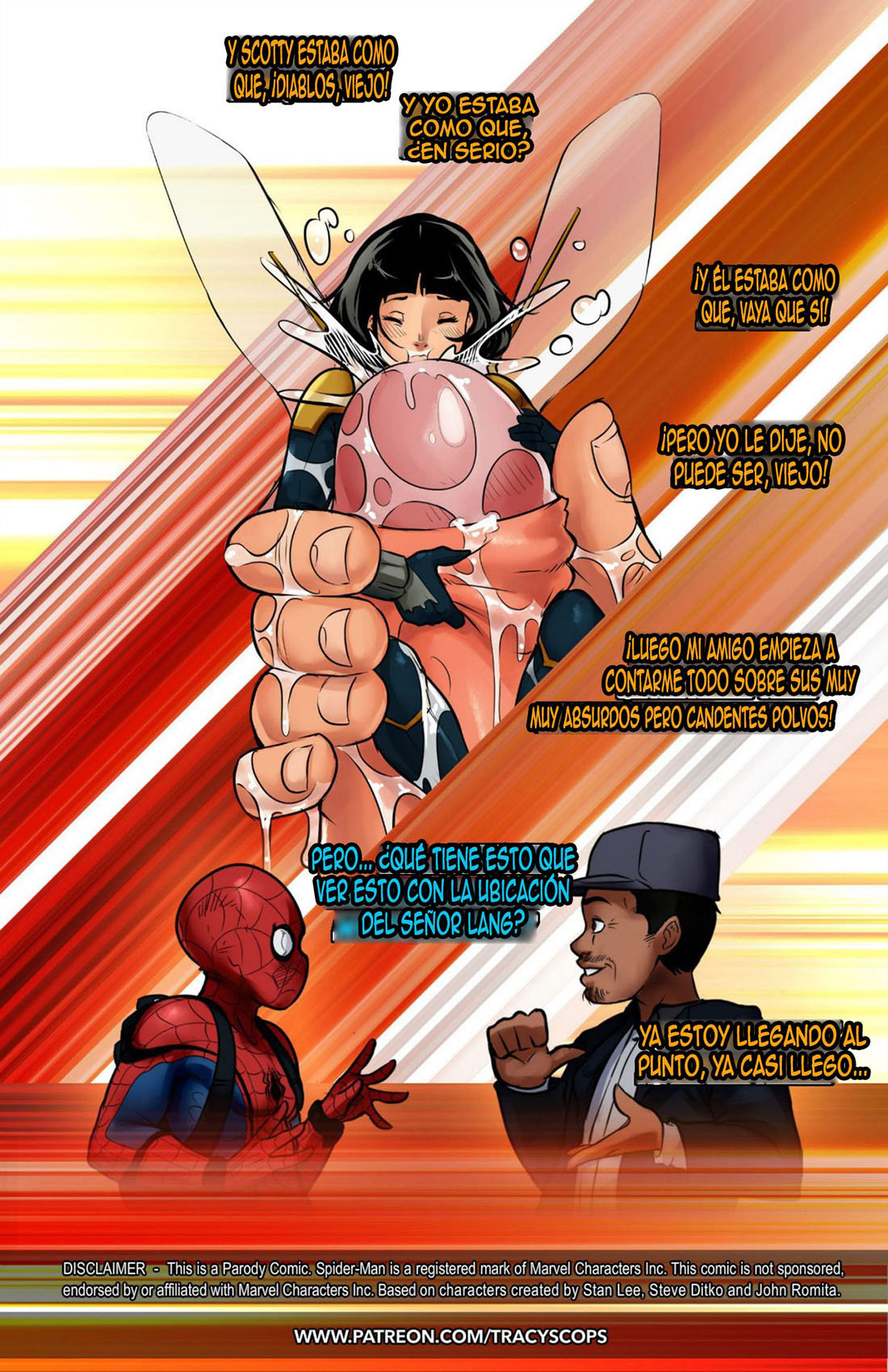 ANT MAN and the Wasp parte 1