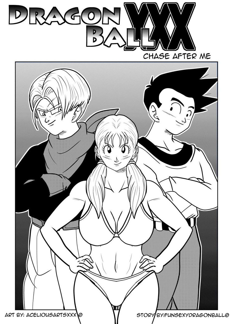 DRAGON BALL XXX - Chase After me