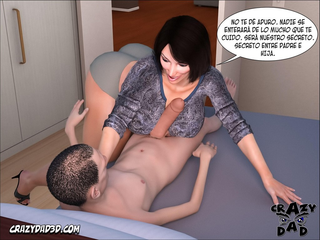FOSTER MOTHER parte 6