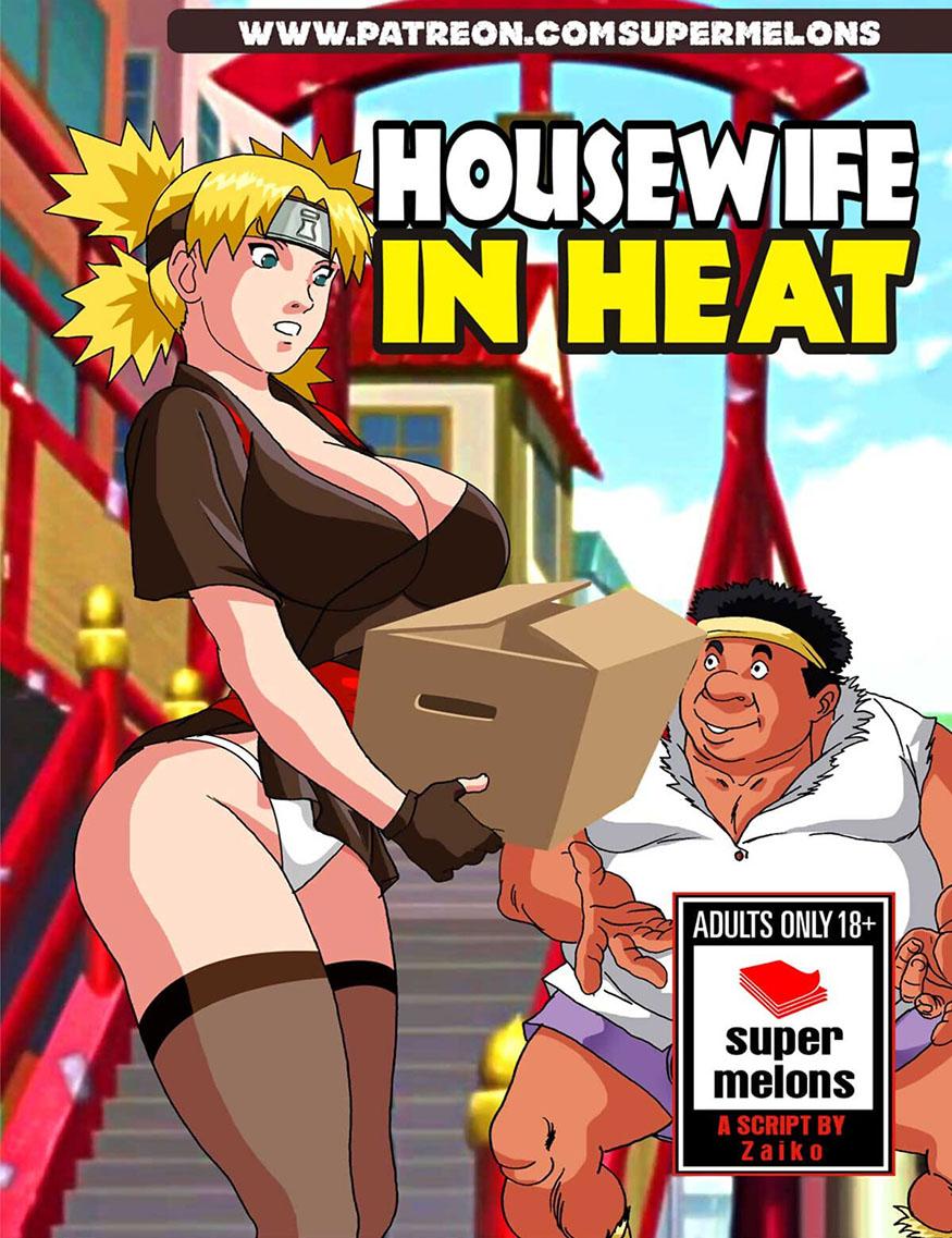 HOUSEWIFE in Heat - TEMARI