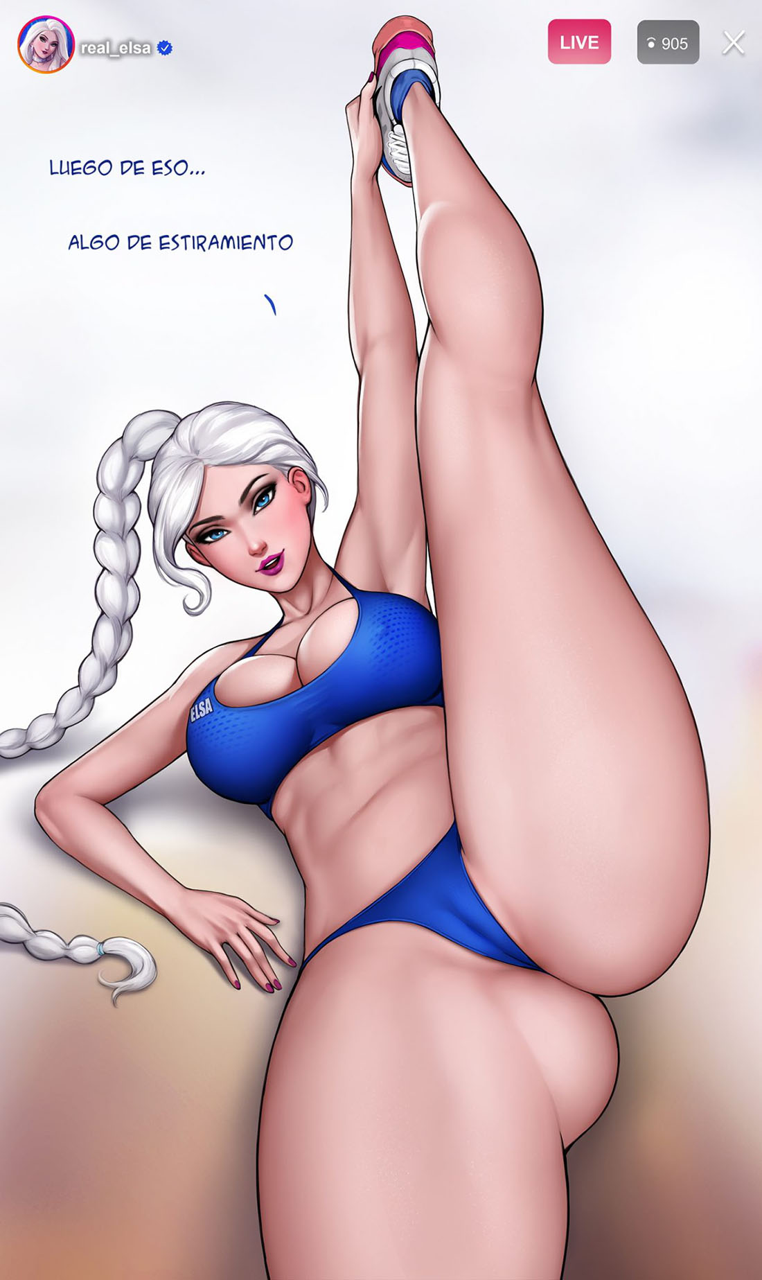 How to TRAIN your ASS with ELSA