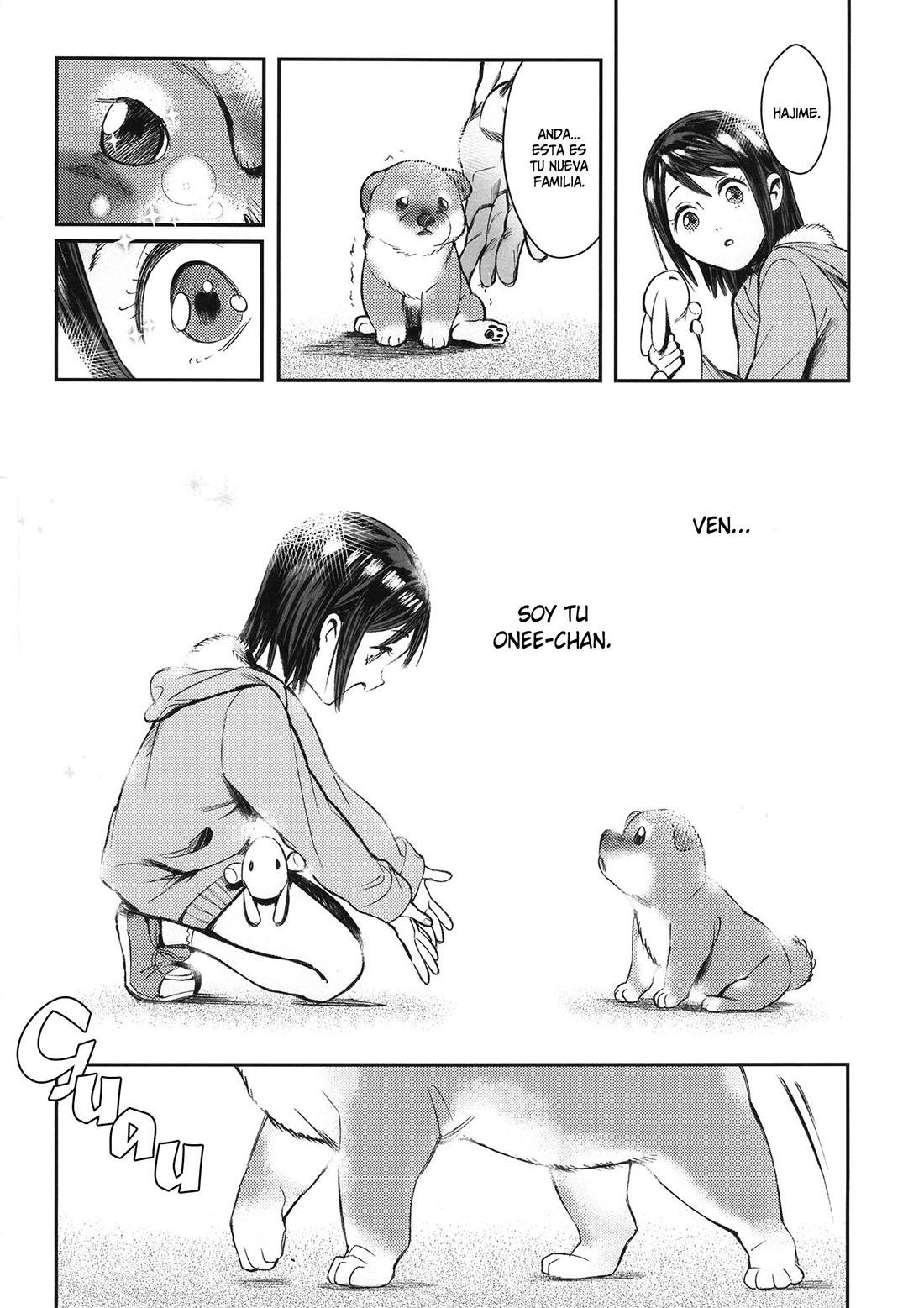 Inu no KIMOCHI li parte 1