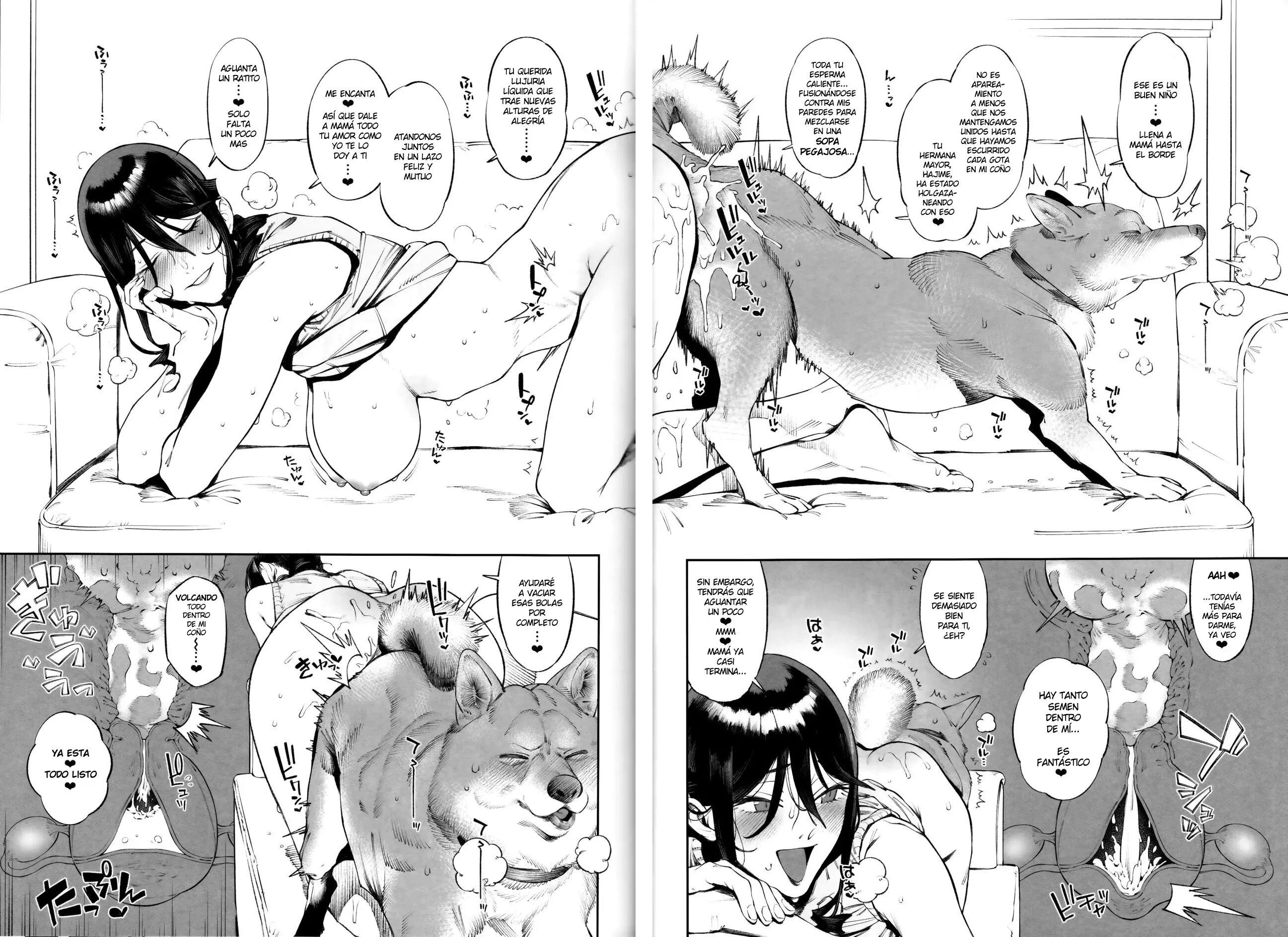 Inu no KIMOCHI li parte 2
