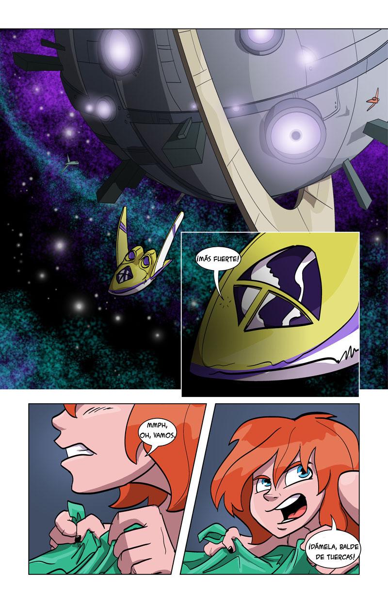 LIANDRA - Intergalactic Bounty Hunter