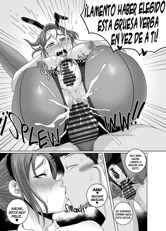 Naomi-San es mi AMIGA SEXUAL parte 2