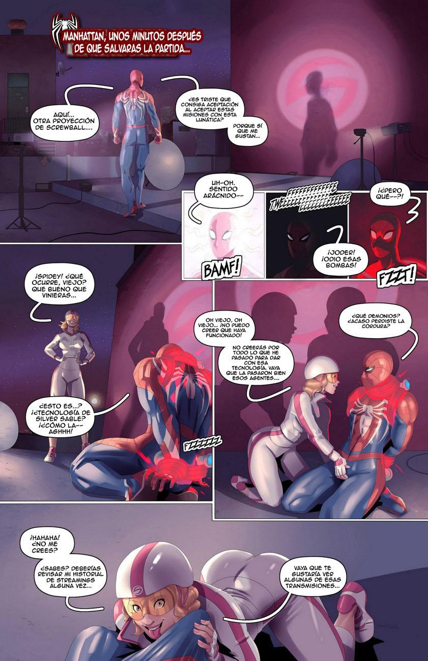 SPIDERMAN vs Screwball