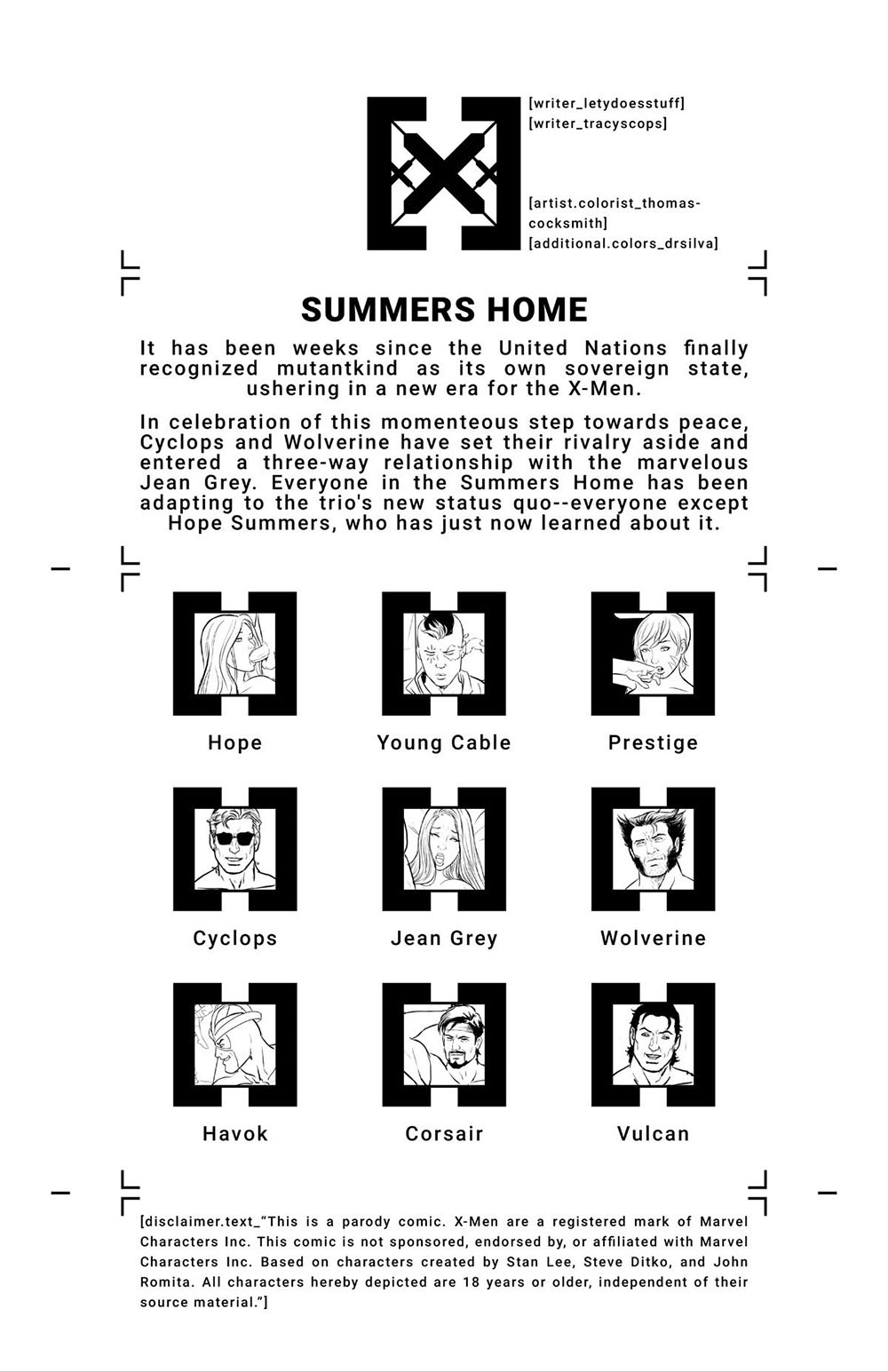 SUMMER Home House of XXX