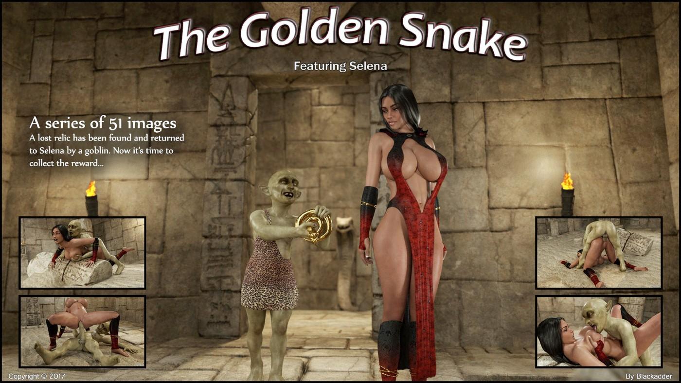 The Golden SNAKE