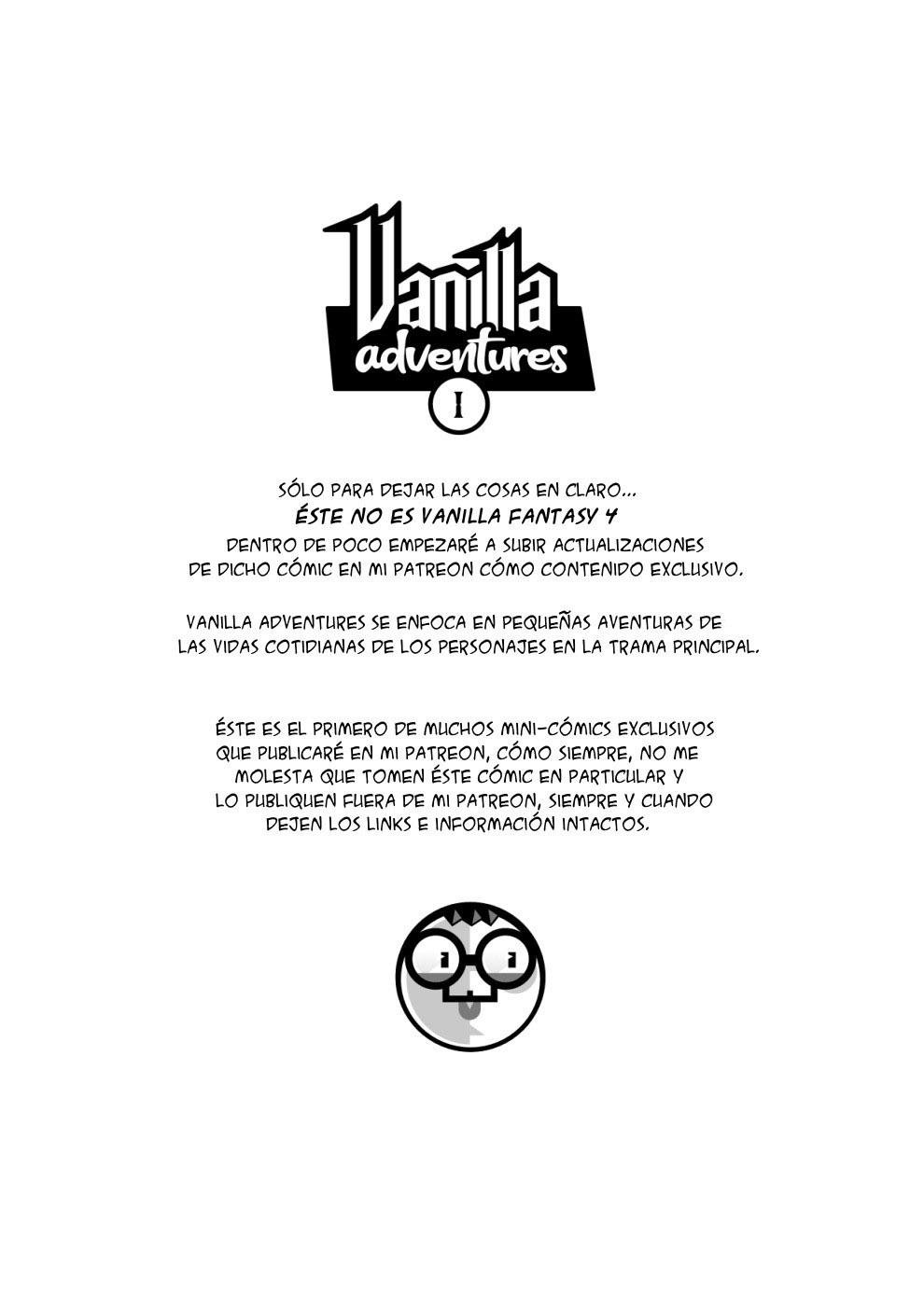 VANILLA Adventures parte 1