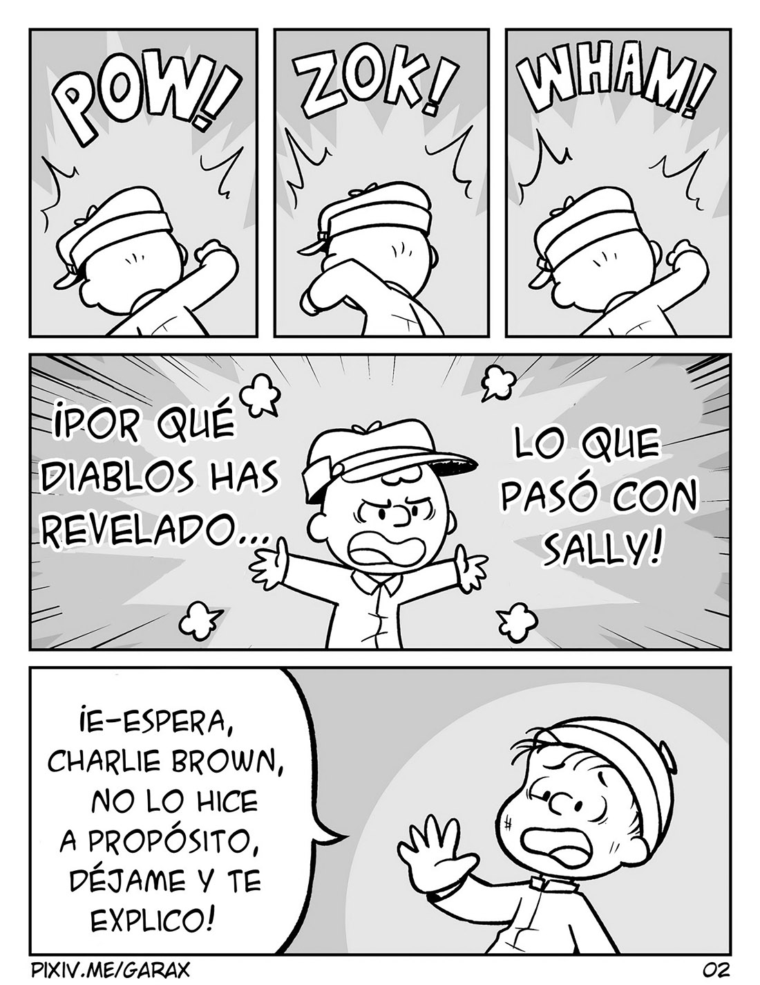 You are Fucker Sister CHARLIE BROWN parte 2